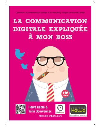 la communication digitale expliquée à mon boss ( ROI )