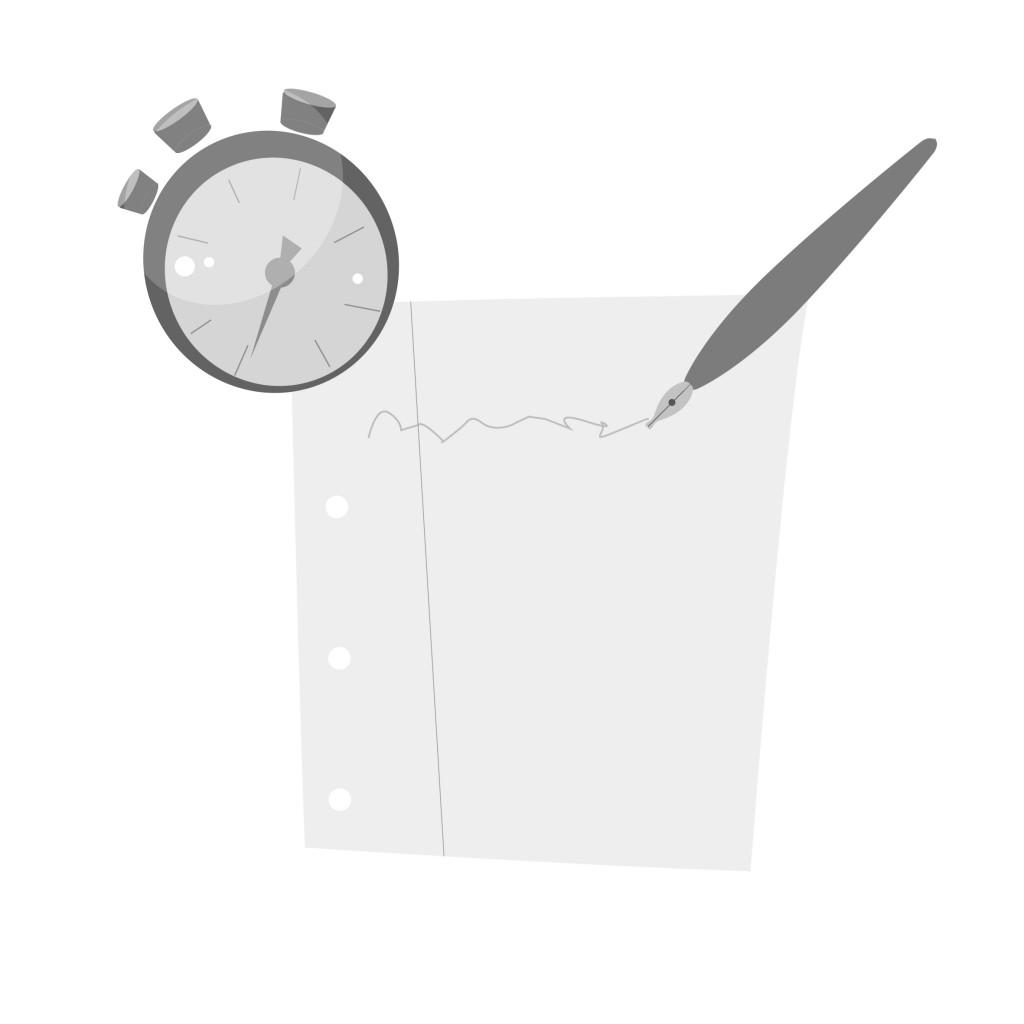 Time is money : 10 conseils pour écrire un article en moins d'une heure